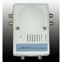 L4x100 Ενισχυτής γραμμής στα 4x20 dB