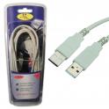ΚΑΛΩΔΙΟ USB - USB  1,5 μ