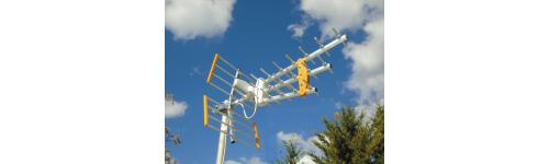 Triple  5G UHF antenna